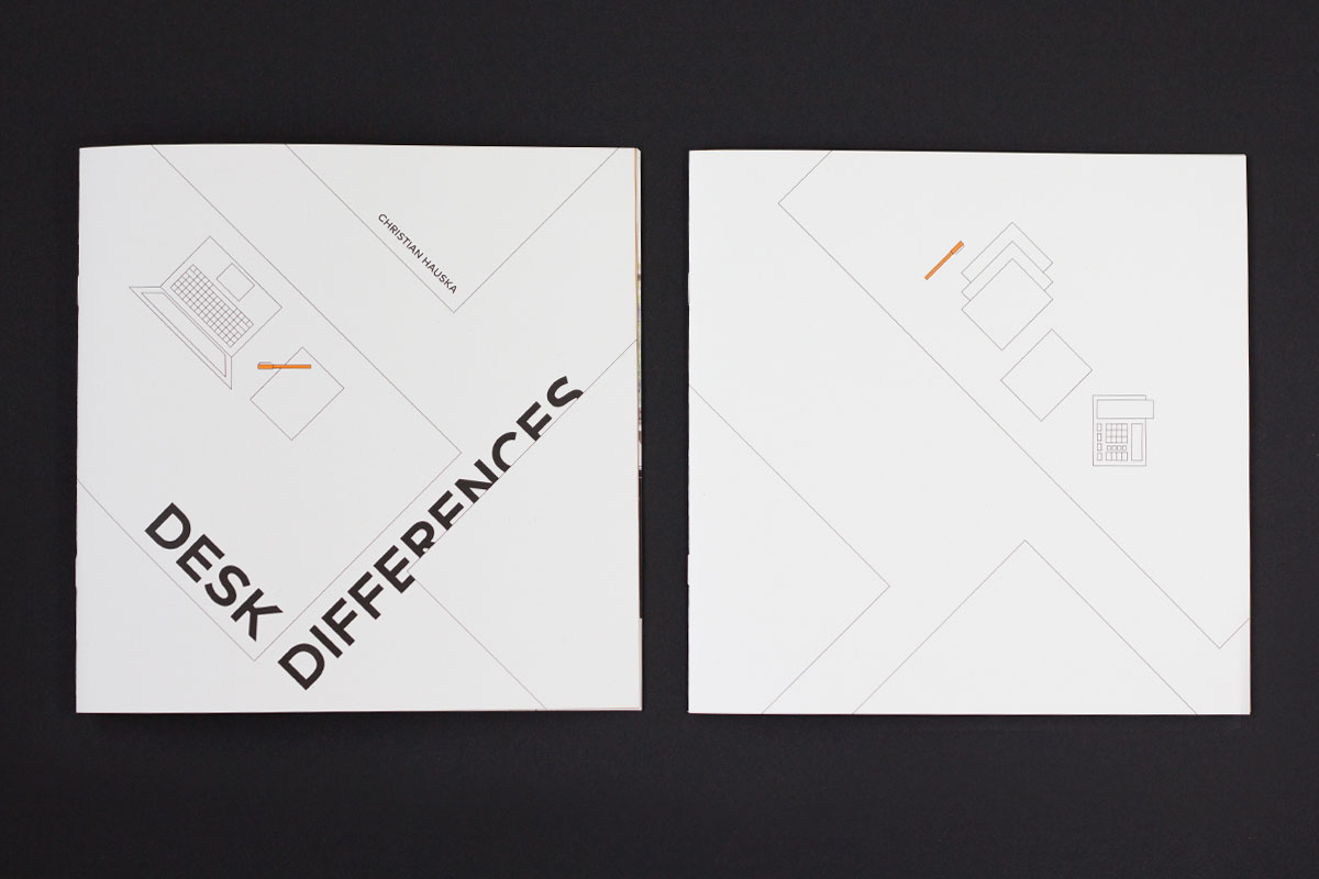 Desk Differences by Stefan Christian Hoja