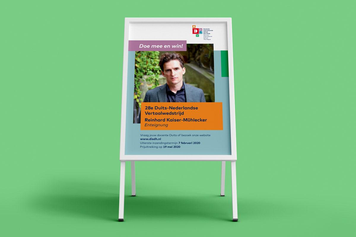 Deutsche Internationale Schule Den Haag Poster