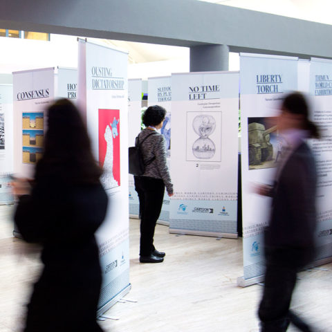 Thimun World Cartoon Exhibition